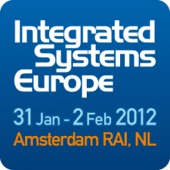 Integrated Systems Europe 2012(Амстердам). Обзор выставки.