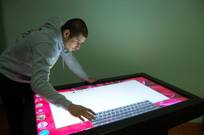 Touch Table 4