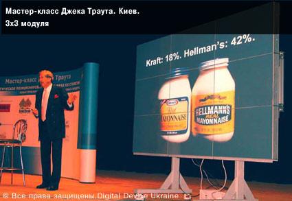 Мастер-класс Дж. Траута. г. Киев