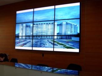 Видеостены на выставках и презентациях