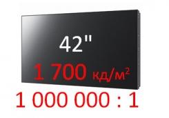 Модуль для <b>ПЛАЗМЕННЫХ</b> видеостен диагональю 42 дюйма <b>повышенной яркости и контрастности</b>.<br>Модель <b>CP-42 C4VMH</b>