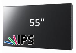 Модуль для ЖК видеостен диагональю 55 дюймов с  <b>IPS матрицей от LG </b>. <br>Модель <b>OLM-5520</b>
