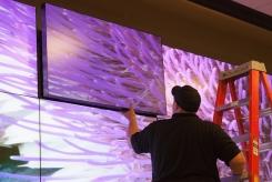 <b>Плазменные и ЖК</b> модули для видеостен диагональю 42(<b>плазма</b>), 46 и 55 дюймов. <br> Каталог 2013 года
