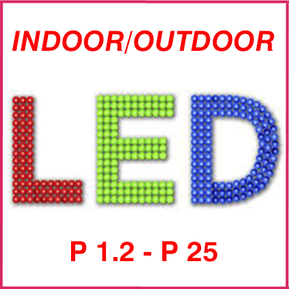 Светодиодные Экраны LED Signage