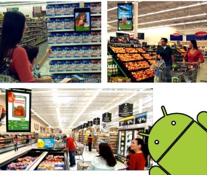 Цифровые информационные мониторы и дисплеи (digital signage monitor) на базе ОС Android