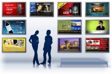 Цифровые информационные дисплеи Digital Information Display